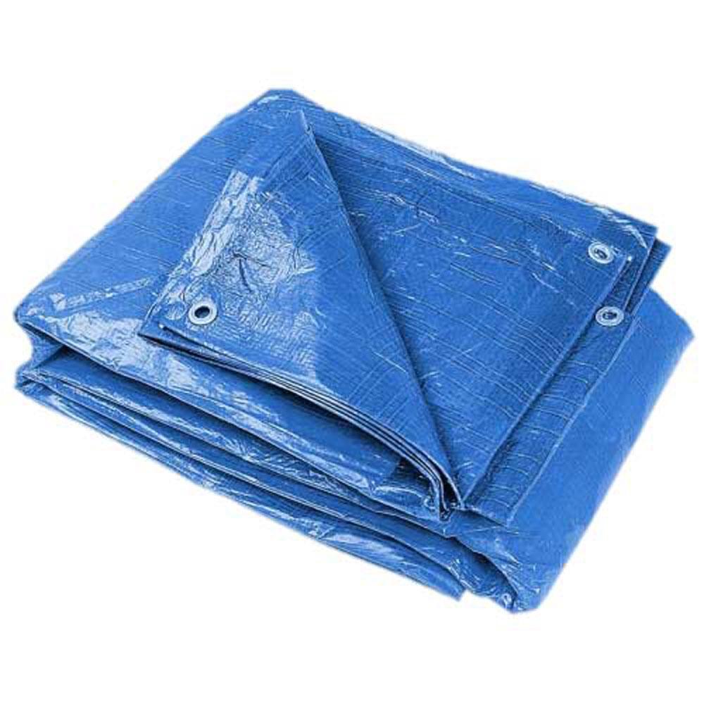 Lona Plástica Azul | 150 micra