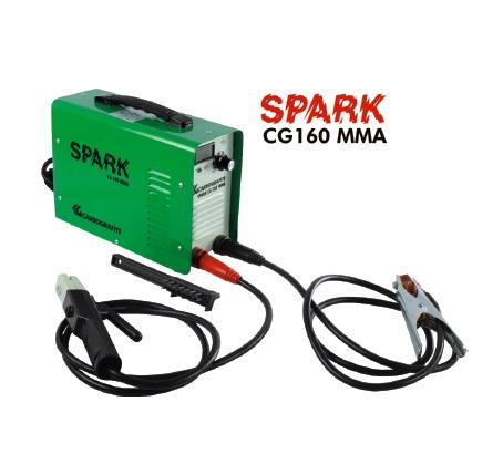 Inversor de Solda Spark CG160 MMA