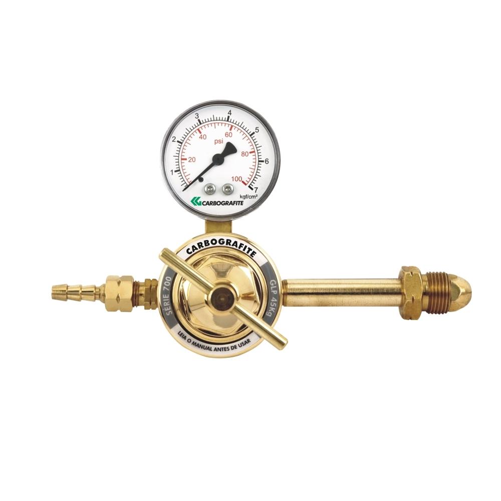 Regulador de Pressão GLP 45kg - Cilindro | Série 700