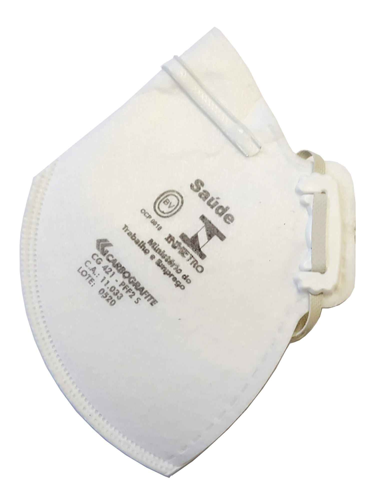 Respirador Descartável CG421