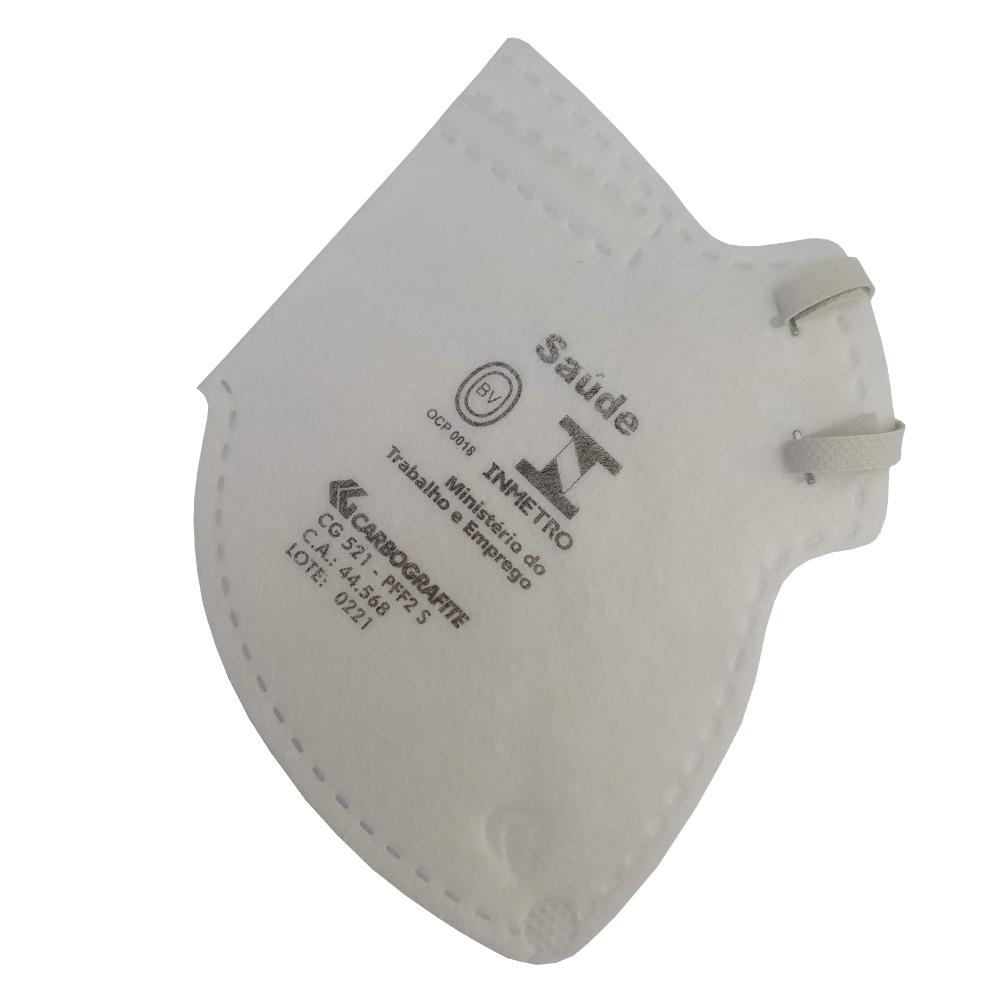 Respirador Descartável CG521